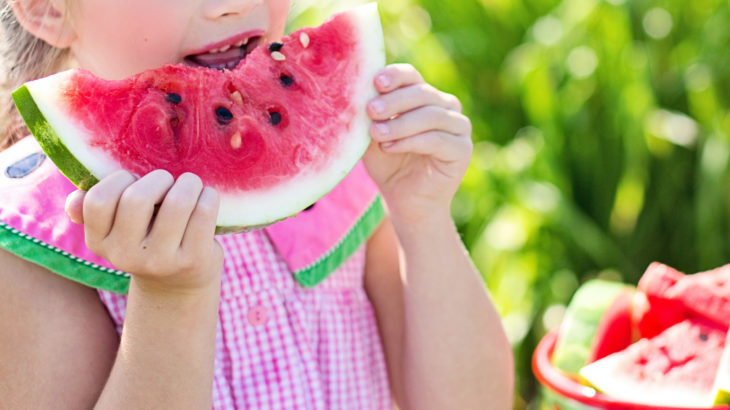 とにかく食べない子どもの成長記録